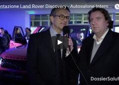 Presentazione Land Rover Discovery – Autosalone Internazionale di Varese – Daniele Maver