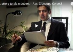 Il contratto a tutele crescenti – Avv. Giuseppe Colucci